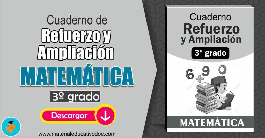 Refuerzo y Ampliación Matemática 3º