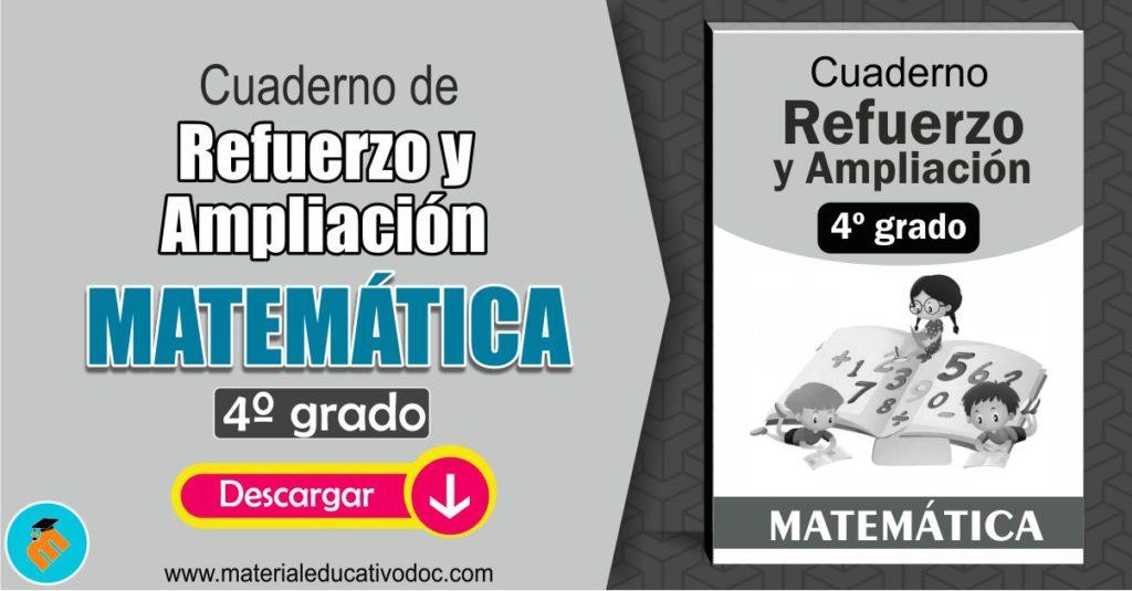 Refuerzo y Ampliación Matemática 4º