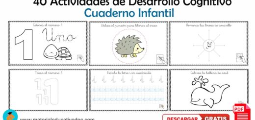 40 actividades educación infanti