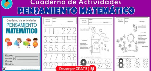 Cuaderno de Pensamiento Matemático