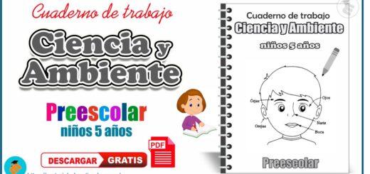 Ciencia y Ambiente niños 5