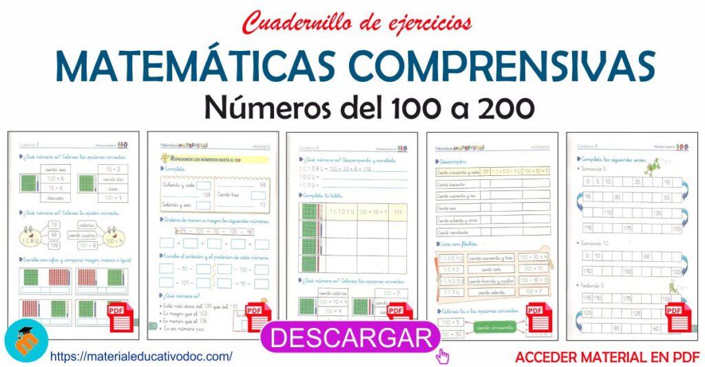 Cuaderno de actividades matemáticas