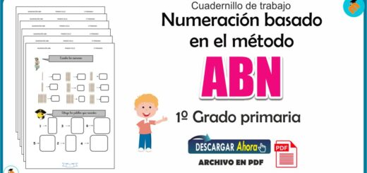 Numeración basados en método ABN