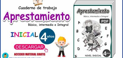 Cuaderno de Aprestamiento Infantil