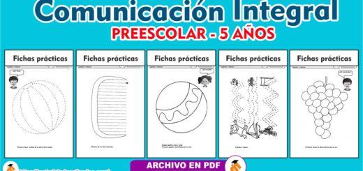 Cuaderno de trabajo Comunicación Integral