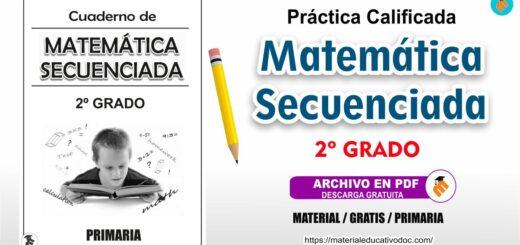 Práctica Calificada de Matemática Secuenciada