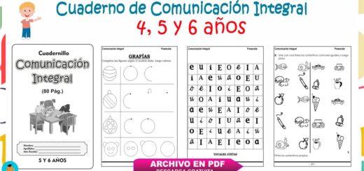 Cuaderno de Comunicación Integral