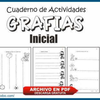Cuaderno de actividades diversas